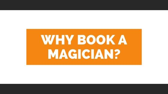 why book a magician - cover