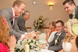 wedding magician hire