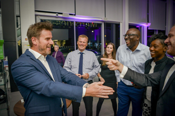 corporate magician in crawley