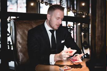 Greg Williamson Magician For Hire