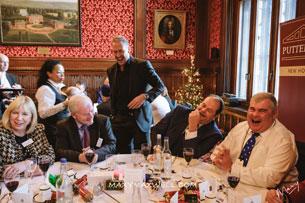 table magician uckfield