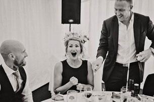 wedding magician dorking