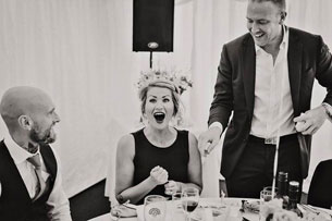 wedding magician wimbledon
