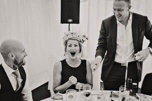 wedding magician